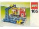 Instruction No: 165  Name: Cargo Station (Goods Station)
