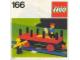 Instruction No: 166  Name: Flat Wagon