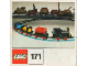 Instruction No: 171  Name: Complete Train Set Without Motor