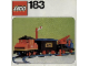 Instruction No: 183  Name: Complete Train Set with Motor and Signal