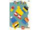 Instruction No: 1840  Name: FreeStyle Set polybag #1