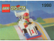 Instruction No: 1990  Name: F1 Race Car