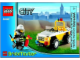 Instruction No: 20002  Name: 4x4 Fire Truck polybag