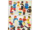 Instruction No: 205  Name: Universal Figure Set