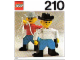 Instruction No: 210  Name: Cowboys