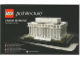 Instruction No: 21022  Name: Lincoln Memorial
