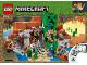 Instruction No: 21155  Name: The Creeper Mine