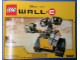 Instruction No: 21303  Name: WALL•E