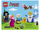 Instruction No: 21308  Name: Adventure Time