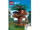 Instruction No: 21318  Name: Tree House