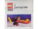 Instruction No: 250  Name: Aeroplane and Pilot
