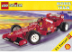 Instruction No: 2556  Name: Ferrari Formula 1 Racing Car