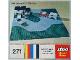 Instruction No: 271  Name: Mini House and Vehicles
