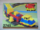 Instruction No: 2745  Name: Deluxe LEGO DUPLO Battery Cargo Train