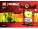Instruction No: 2856134  Name: Ninjago Card Shrine polybag