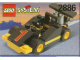 Instruction No: 2886  Name: Formula 1 Racing Car