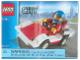 Instruction No: 30150  Name: Race Car polybag