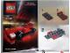 Instruction No: 30190  Name: Ferrari 150° Italia polybag