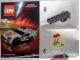 Instruction No: 30192  Name: Ferrari F40 polybag