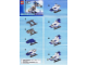 Instruction No: 30226  Name: Police Helicopter polybag