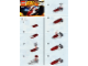 Instruction No: 30272  Name: A-Wing Starfighter - Mini polybag
