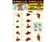 Instruction No: 30344  Name: Monkie Kid Mini Monkey King Warrior Mech polybag