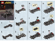 Instruction No: 30446  Name: The Batmobile polybag