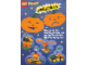Instruction No: 3047  Name: Halloween Bucket