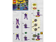 Instruction No: 30523  Name: The Joker Battle Training polybag