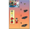 Instruction No: 3075  Name: Ninja Master's Boat