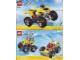 Instruction No: 31022  Name: Turbo Quad