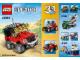 Instruction No: 31040  Name: Desert Racers
