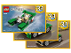 Instruction No: 31056  Name: Green Cruiser