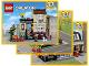 Instruction No: 31065  Name: Park Street Townhouse