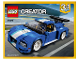 Instruction No: 31070  Name: Turbo Track Racer