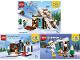 Instruction No: 31080  Name: Modular Winter Vacation