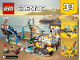 Instruction No: 31084  Name: Pirate Roller Coaster