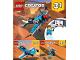 Instruction No: 31099  Name: Propeller Plane