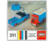 Instruction No: 311  Name: Remote Control Car/Truck Set