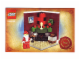Instruction No: 3300002  Name: Fire Place Scene (Limited Edition 2011 Holiday Set (2 of 2))