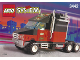 Instruction No: 3442  Name: Legoland California Truck, Limited Edition