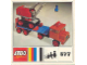 Instruction No: 377  Name: Crane with Float Truck