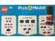 Instruction No: 3850033  Name: Pick-a-Model - Guardsman