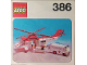 Instruction No: 386  Name: Helicopter and Ambulance