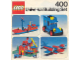 Instruction No: 400  Name: Universal Building Set