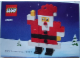 Instruction No: 40001  Name: Santa Claus polybag