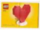 Instruction No: 40004  Name: Heart 2010 polybag
