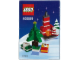 Instruction No: 40009  Name: Holiday Building Set polybag