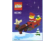 Instruction No: 40010  Name: Santa with Sleigh Building Set polybag