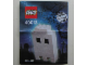 Instruction No: 40013  Name: Halloween Ghost polybag